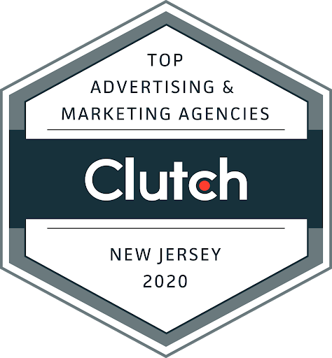 Top Advertising & Marketing Agency in NJ Clutch Badge