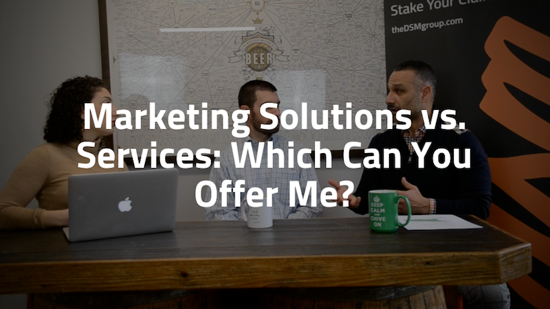 marketing solutions featured image