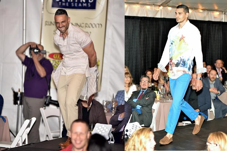 The 2016 Behind the Seams Fashion Show Raises $155,000 For Eva's Village