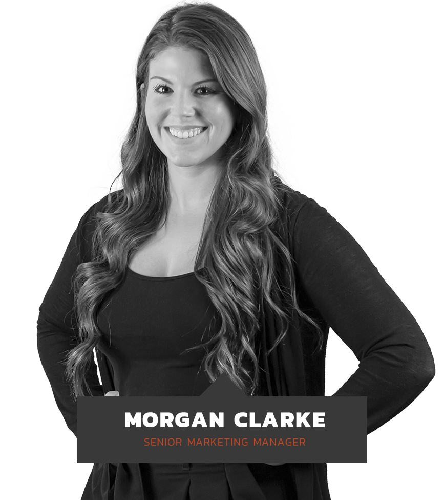 Morgan Clarke Senior Marketing Manager