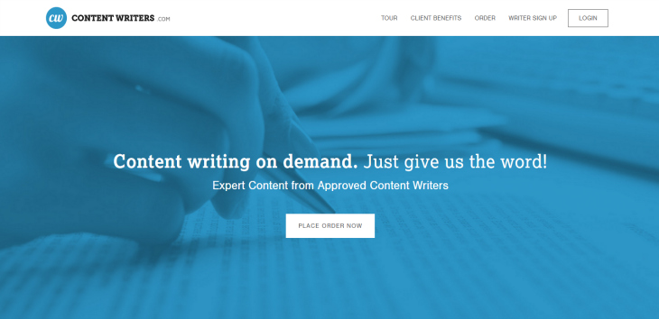 Best content writing sites