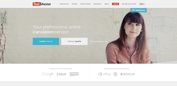 textmaster content writing service